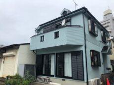 足立区 K様 外壁塗装・屋根塗装工事
