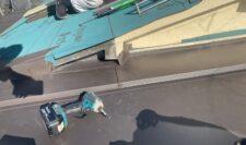 屋根葺き替え施工⑫
