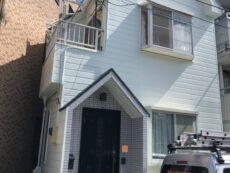 葛飾区 K様邸 外壁塗装・屋根塗装(板金交換工事)・べランダ防水工事