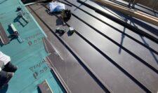 屋根葺き替え施工⑬