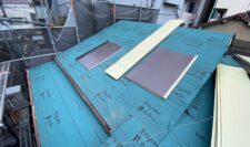 屋根葺き替え施工⑩