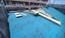 屋根葺き替え施工⑪