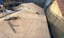 屋根葺き替え施工⑧