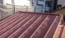 屋根葺き替え施工①