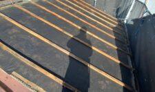屋根葺き替え施工④
