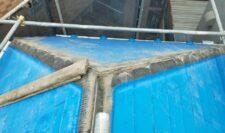 屋根補修③