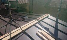 屋根葺き替え施工⑯