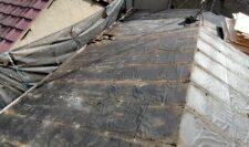 屋根葺き替え施工⑦