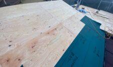 屋根葺き替え施工⑨