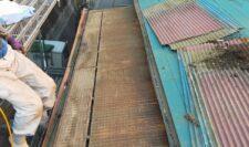 屋根葺き替え施工⑥
