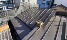 屋根葺き替え施工⑭