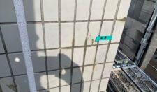 外壁タイル補修工事