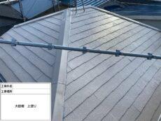 足立区 M様邸 屋根塗装・外壁(1面のみ)塗装工事