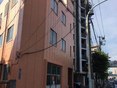 墨田区I様邸 外壁塗装(モルタル)・防水工事・クラック(ひび割れ)補修・脱気筒設置