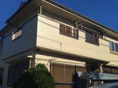 足立区A様邸 外壁塗装・漆喰補修・クラック(ひび割れ)補修